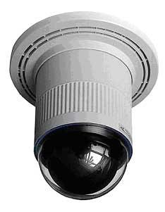 Современная высокоскоростная купольная видеокамера